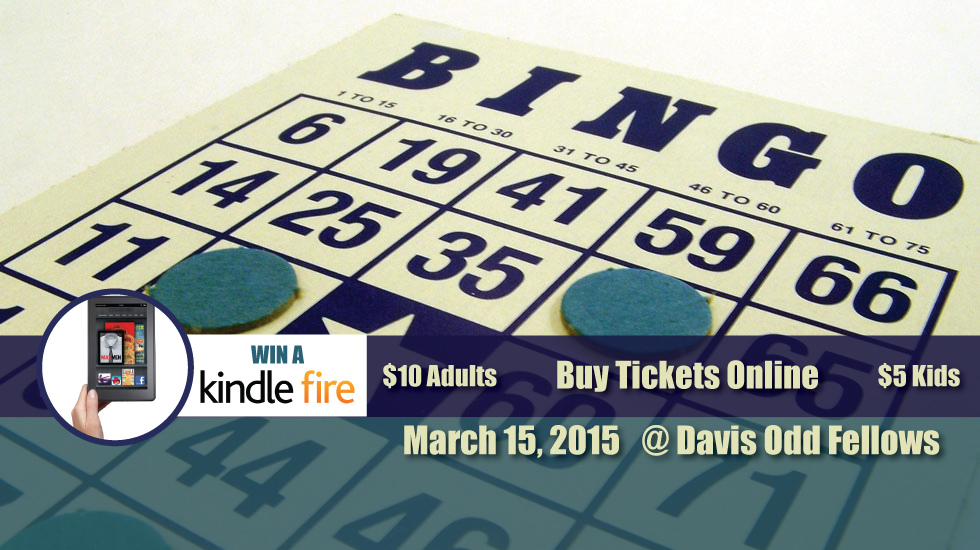 BINGO – Birch Lane Family Fun Event