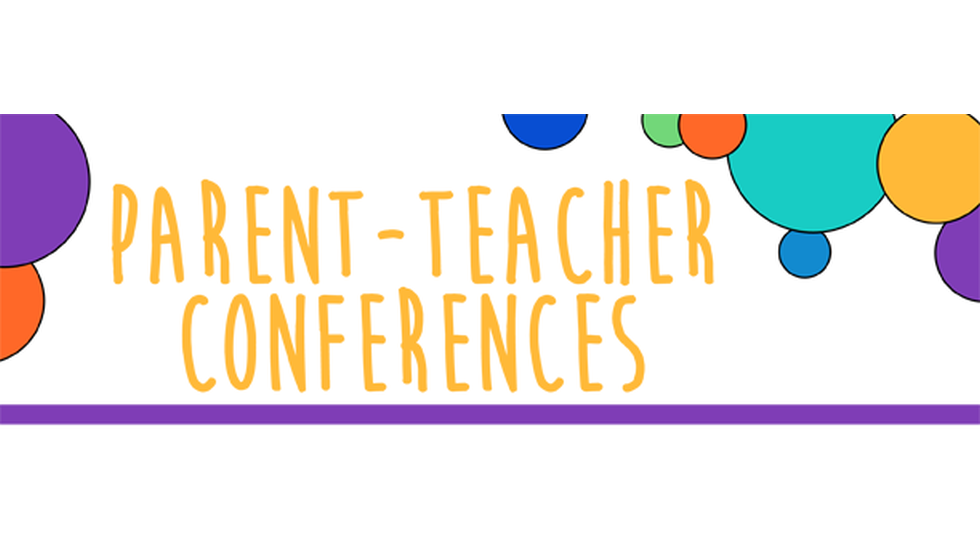 Parent Teacher Conference Week! – Nov 18th-22nd