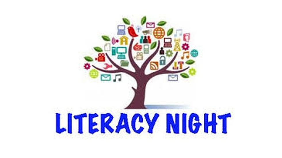 Family Literacy Night, January 23rd