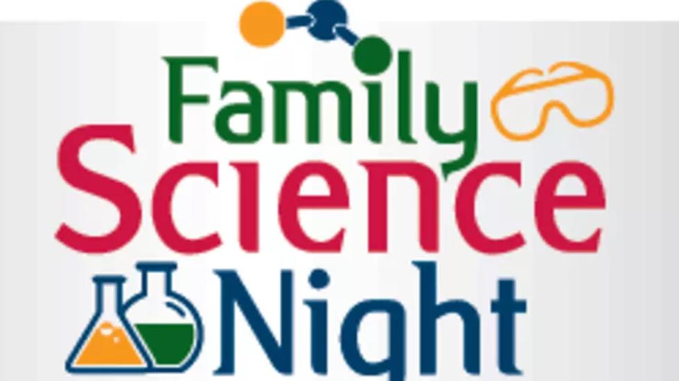 Family Science Night – Feb. 6