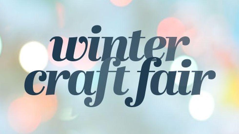 Garden Club Winter Craft Fair